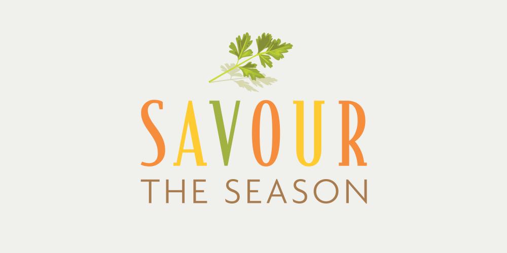 Savour the Season logo